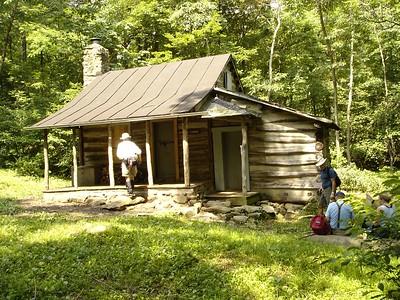 Corbin Cabin      7-28-04