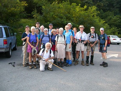 Official hike photo..