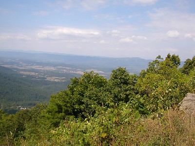 View from Dickey Hill