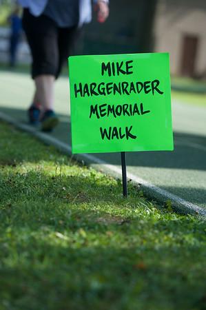 Mike Hargenrader Memorial Walk