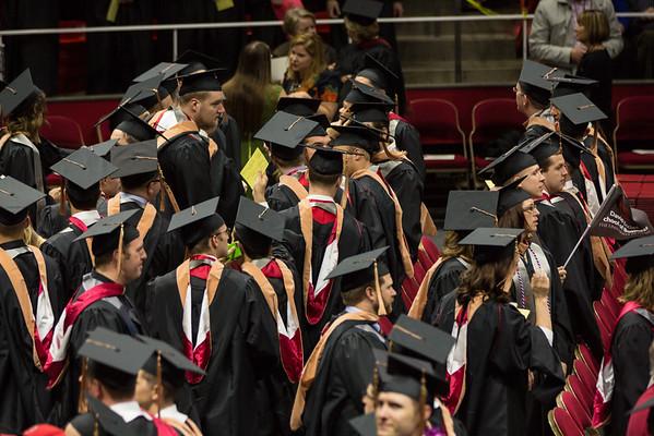 Mike Sohm Master of Accounting Graduation May 6, 2016