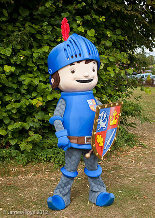 Mike the Knight 2012