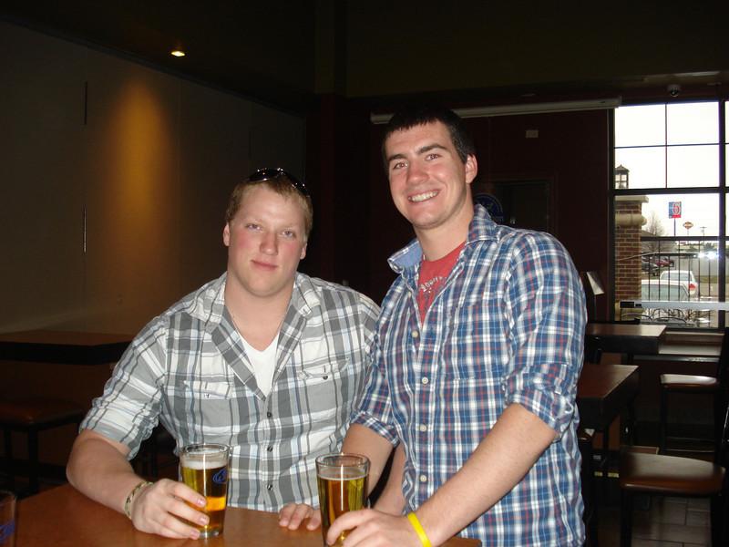 Tyler and Jimbo