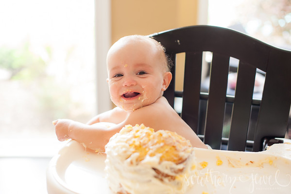 Mila First Birthday