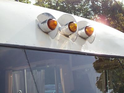 Very cool running lights on the Ultra van