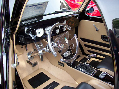 Willys II interior
