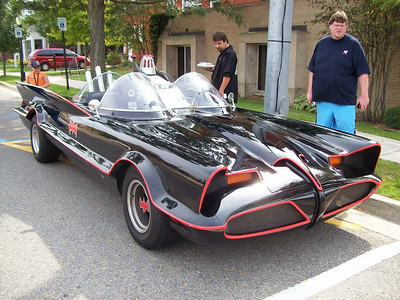 When I was a kid this was the coolest car in the world