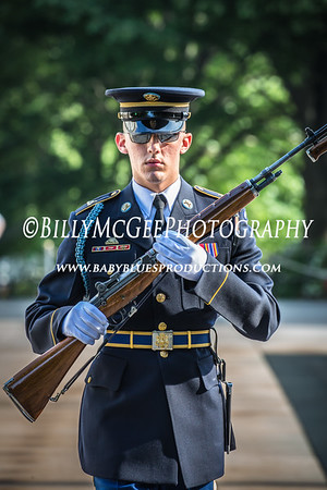 Arlington National Cemetery - 08 May 2015