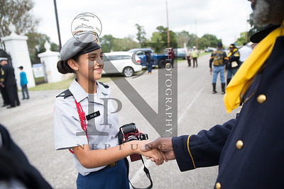 Bexar County Buffalo Soldiers Veterans Day 2015