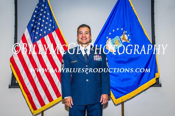 Chief David Duenas Military Retirement Ceremony - 16 Sep 2016