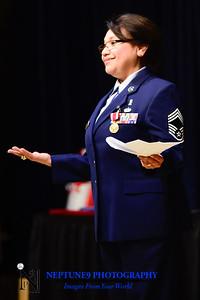 Chief Maria Reyes Retirement