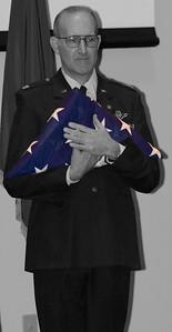 LT Col Ratcliff Retirement