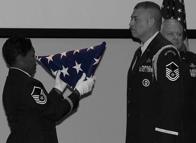 LT Col Ratcliff Retirement_