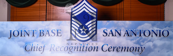 Lackland Chief's Recognition Ceremony 2017