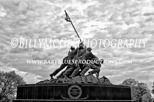 Marine Corps Memorial - 22 Apr 11