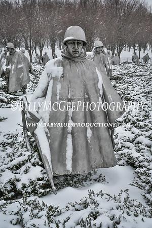 Korean War Memorial - 1E5A5763