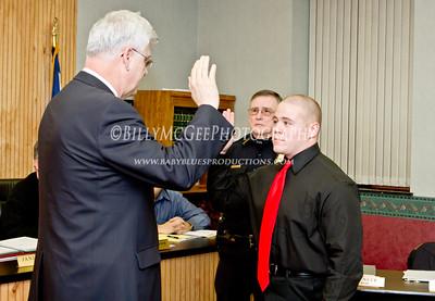 Swearing In Ceremony - 22 Feb 11