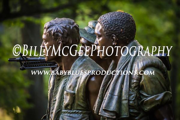 United States Military Memorials - 08 May 2015