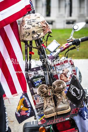 Veterans Memorial March - 13 Oct 2013