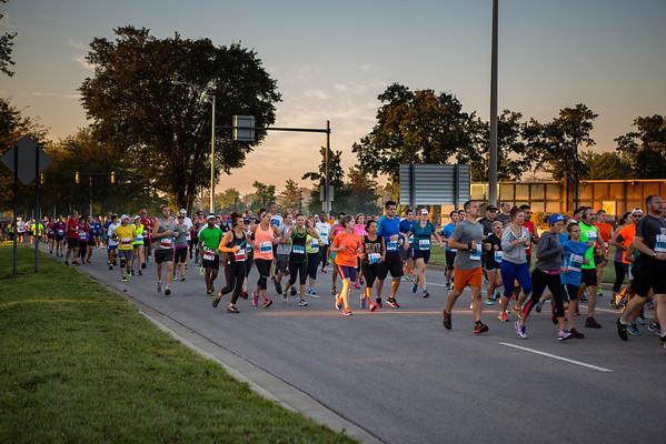 Inaugural Mill Race Marathon- Half -Marathon & 5K
