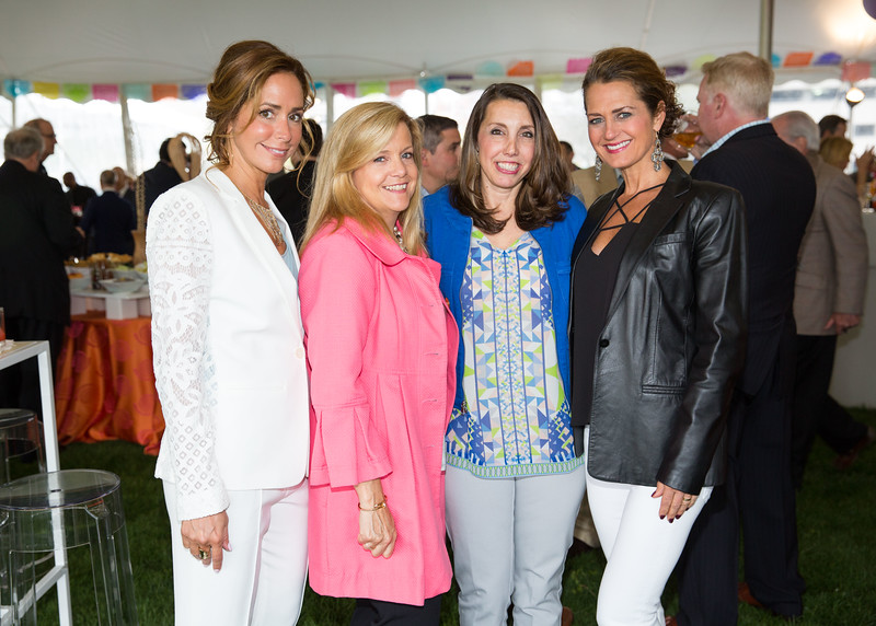 5D3_4092 Robyn Bova, Caroline Gaglio, Jessica Lawler and Lori Mercede