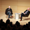 At the Parsons Table:  Millard Drexler in Conversation with Paul Goldberger held at The New School's University Center<br /> New York City, USA - 01.27.14<br /> Credit: J Grassi