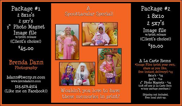 Millard Hawk Halloween Party 2014