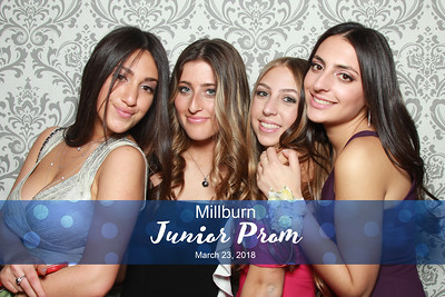 Millburn Junior Prom - 3/23/18