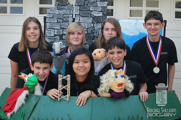 Millenium Middle School Odyssey of the Mind