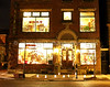 Millionaire's Row Open House, Easton, PA 12/13/2013<br /> Quadrant Book Mart & Coffee House, 22 N Third St.