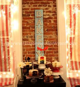 Millionaire's Row Open House, Easton, PA 12/13/2013 Sweet Girlz Bakery