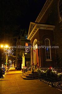 Millionaire's Row Open House, Easton, PA 12/13/2013
