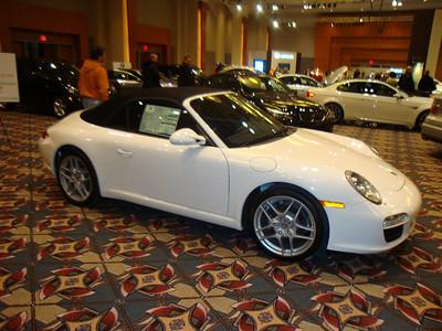A nice Porsche Boxster.