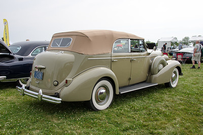 1937 Buick Roadmaster Phaeton