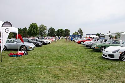 Many Porsche