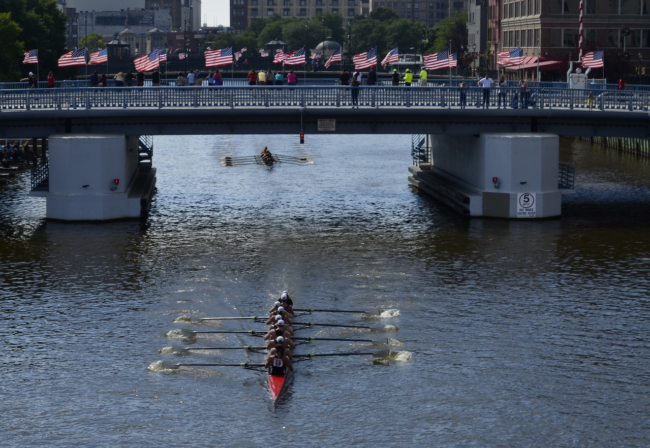 14th Annual Milwaukee River Challenge Sept. 2014