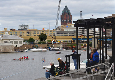 The 13th Annual Milwaukee River Challenge Sept. 21, 2013.