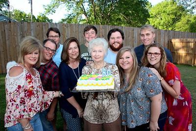 Mimi's 80th Birthday