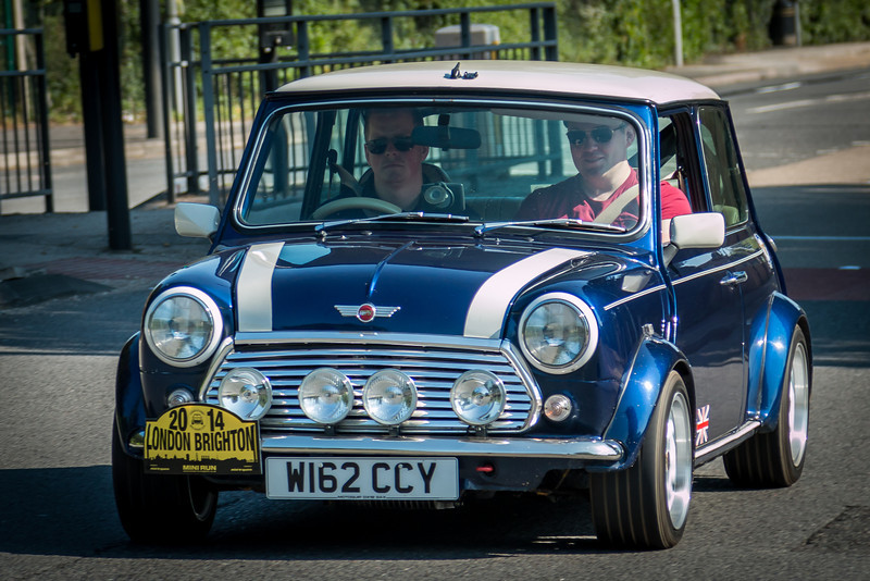 W162 CCY London to Brighton Mini Run 2014