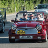 J3 LDS Conertible Mini, London to Brigton Mini Run 2014