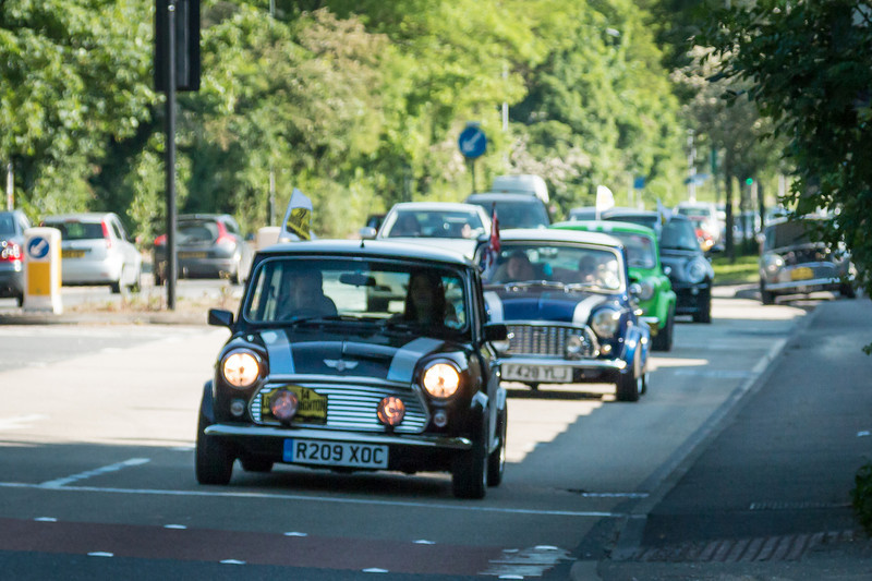 R209 XOC London to Brighton Mini Run 2014