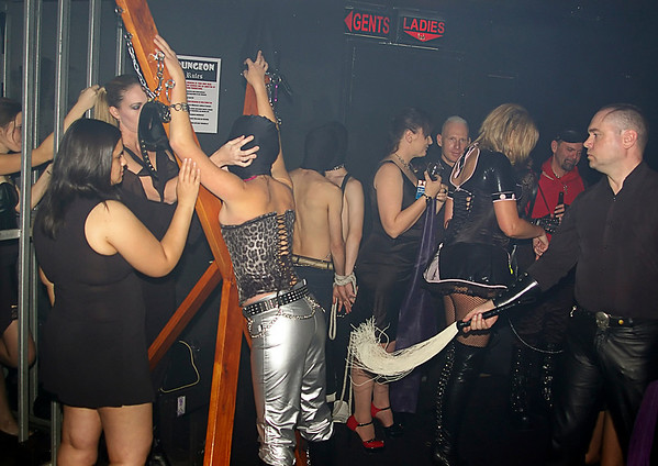 """Images taken during the Mini-Spank """"Beauty and the Beast"""" held at Bar Open in Northbridge WA."""