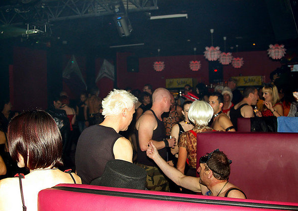 "Images taken during the Mini-Spank ""Beauty and the Beast"" held at Bar Open in Northbridge WA."