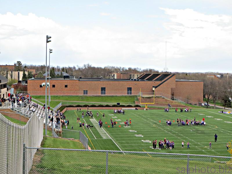 """Big Cat Stadium Morris Area students <br /> <a href=""""https://youtu.be/Bd9pF20XlI0"""">https://youtu.be/Bd9pF20XlI0</a>"""