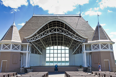 Series - 23 of 26 - Dan needs some culture and visits the Lake Harriet Band Shell...