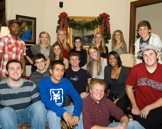 2010 Minter Christmas Party