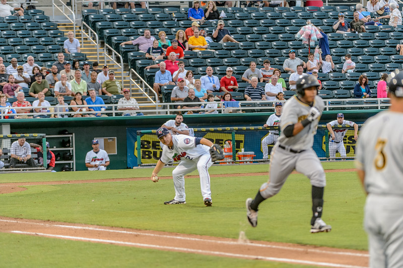 Miracle vs. Bradenton Marauders 5/28/2013