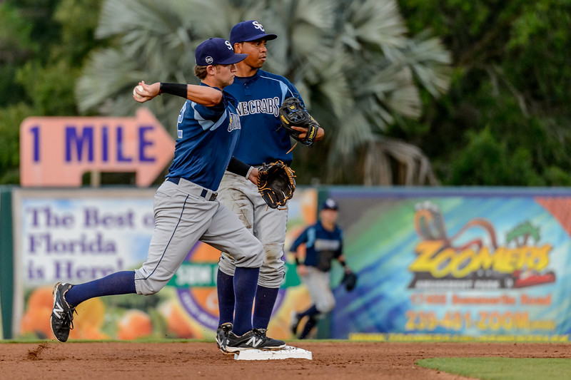 Miracle vs Stone Crab Playoff Game 2, 09/04/2013