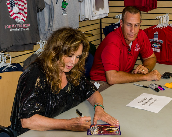 Daisy Duke (Catherine Bach) visits the Miracle