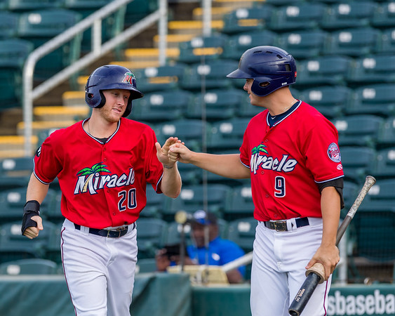 Miracle vs Stone Crabs 06/14/2017